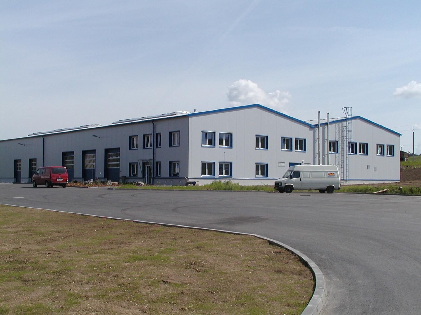 Truck Centrum Přešťovice