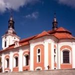 Kostel v Sedlici Celková oprava včetně kaplí v areálu hřbitova.