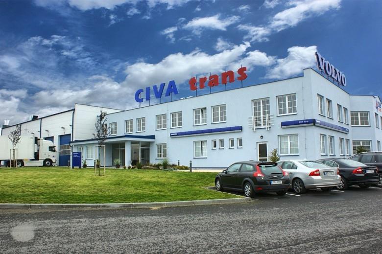 Foto reference CIVA TRANS Rovná
