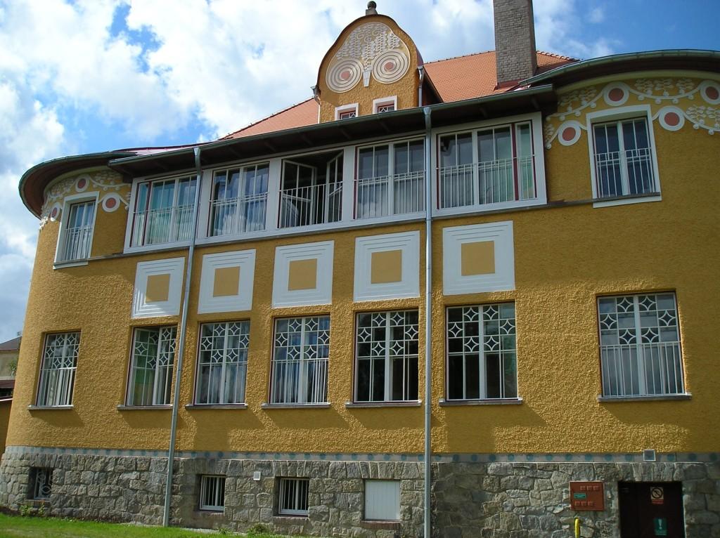 Foto reference MŠ 1 máje Vimperk