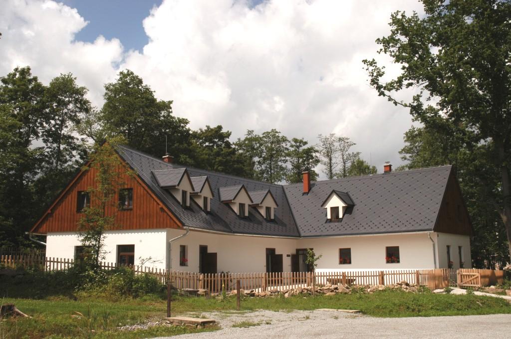 Foto reference Mlýn multifunkční objekt Hoslovice