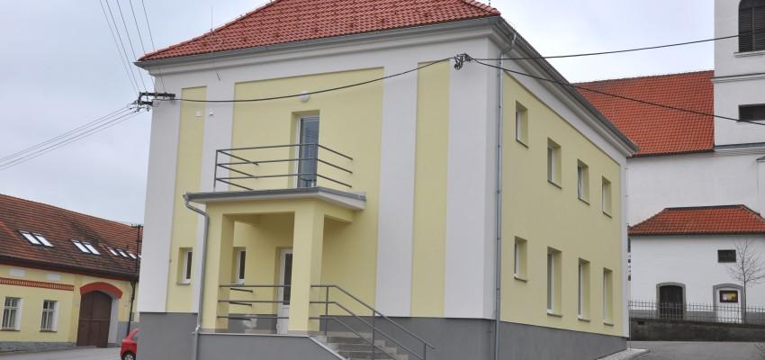 Foto reference Sokolovna Předslavice
