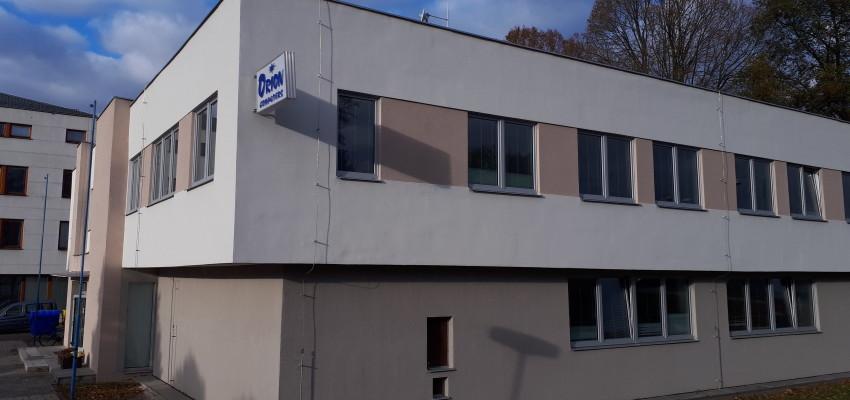 Snížení energetické náročnosti Domu dětí a mládeže, Strakonice, Na Ohradě 417