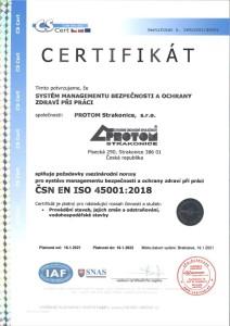 ČSN EN ISO 45001-2018